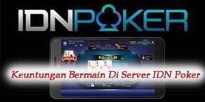 Untung Bermain Bersama Agen Resmi Poker Online
