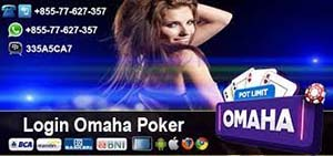 Login Omaha Poker